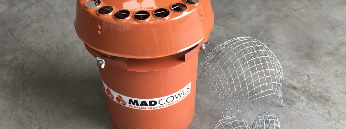 Mad Cowls Chimney Cowls