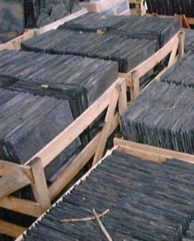 Reclaimed Welsh Slates